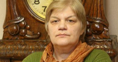 Марина Кудимова. Фото Евг. Федоровского