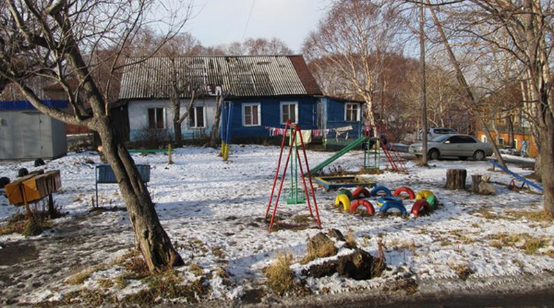 Наш домик на улице Рябиковской