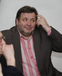 Леонид КОЛПАКОВ, заместитель главного редактора «Литературной газеты»