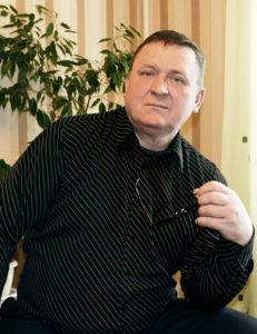 Владимир КАЗМИН, председатель Луганской писательской организации имени В.И. Даля, член Союза писателей России