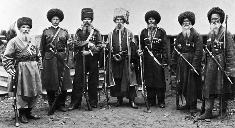 Справная жизнь казака
