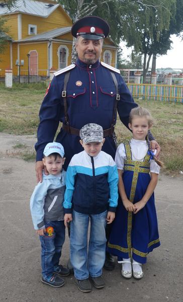 Традиции казачества