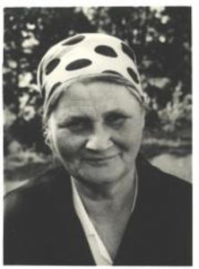 Ольга Ильинична Подобедова, доктор исторических наук