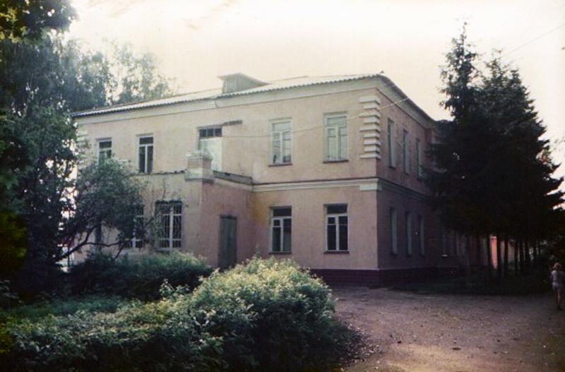Дом Ушаковых