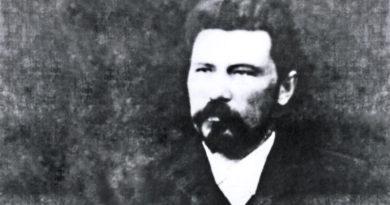 Абрам Ушаков