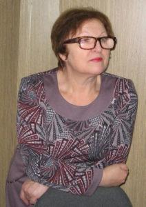 Лариса Шмелева