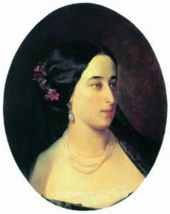 Мария Александровна Гартунг (Пушкина) (1832–1919)