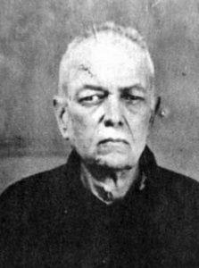 Фото заключенного Войно-Ясенецкого