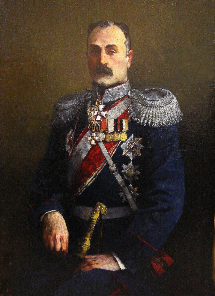 Атаман Алексей Максимович Каледин