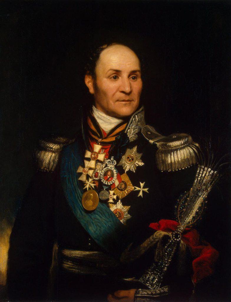 Атаман Всевеликого войска Донского Матвей Иванович Платов