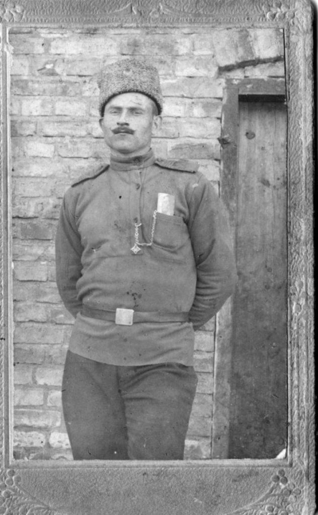 Пётр Александрович Сухачёв