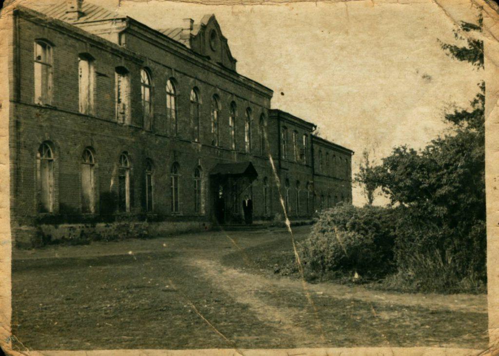 Здание Иоанно-Богословской церковно-учительской школы