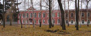 Бывший господский дом помещика А.И. Новикова (в настоящее время здание Новиковского социокультурного центра).