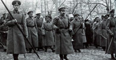 Генерал-лейтенант Африкан Петрович Богаевский, атаман Всевеликого войска Донского
