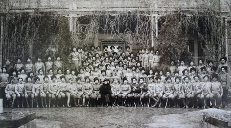 Новочеркасск -1918
