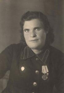 Ольга Михайловна Иванцова