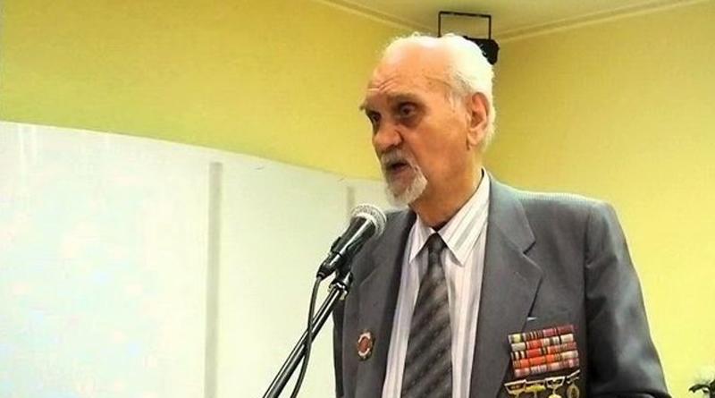 Писатель Ким Иванцов