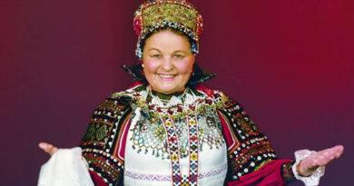 Мария Николаевна Мордасова