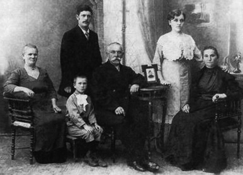 Семья Можаровых