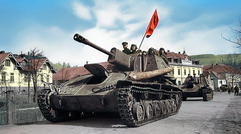Vienna, 1945