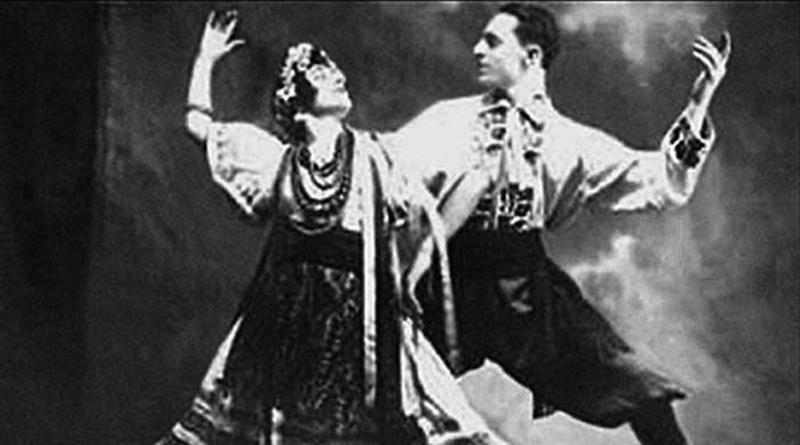 Пётр Лещенко и Зинаида Закитт