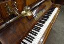 Пианино старой работы
