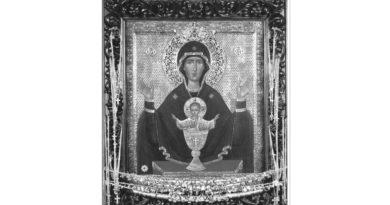 «Бедствующих помощь и озлобленных покров…» Икона Божией Матери «Неупиваемая Чаша»